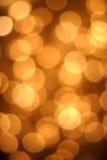 света праздника Стоковая Фотография