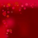 света предпосылки блестящие Стоковое Фото