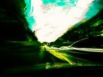 Света призрака стоковое фото rf