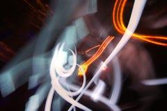света рая клуба Стоковые Изображения RF