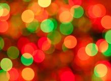 света рождества предпосылки стоковые фотографии rf