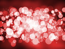 света рождества Стоковые Фотографии RF