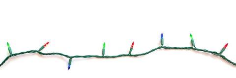 Света рождества стоковые изображения rf