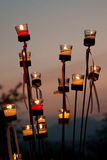 света свечки Стоковые Фото