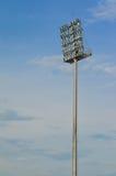 Света стадиона Стоковые Изображения RF