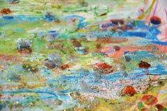 Света, тинная пастельная абстрактная предпосылка Стоковая Фотография