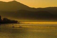 Света утра стоковое фото