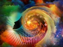 Света души Стоковые Изображения RF