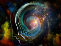 Света души Стоковые Фотографии RF