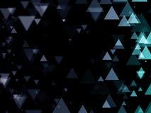 Света Bokeh Стоковая Фотография RF