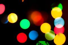света deco стоковое изображение rf