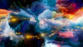 Света Neverland Стоковые Изображения RF