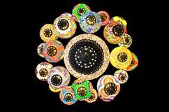 светильники турецкие Стоковая Фотография