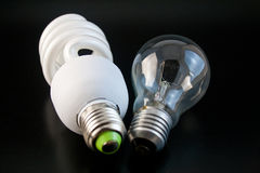 светильники 1 Стоковое Фото
