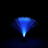светильник волокна оптический стоковое фото