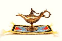 Светильник волшебства Aladdin Стоковые Фотографии RF