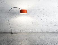 Светильник в комнате Стоковое Фото