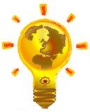 светильник земли Стоковое Фото