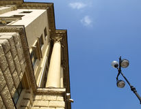 светильник здания Стоковые Изображения