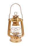 Светильник нефти на белизне. Стоковое Изображение RF