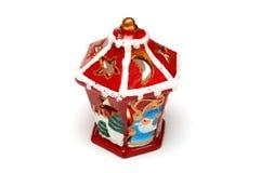 светильник рождества Стоковое Изображение