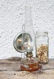 Светильник сбора винограда Стоковое Изображение