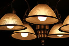 светильник Стоковое Изображение RF