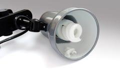 светильник burneout шарика Стоковое Изображение