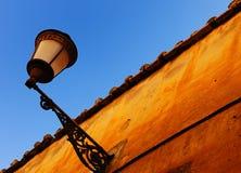 светильник rome s центра Стоковые Изображения RF