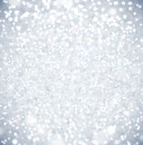Светить в снежке солнца Стоковое фото RF