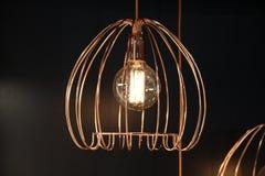 светильники самомоднейшие Стоковая Фотография RF