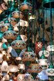 светильники турецкие Стоковые Фото
