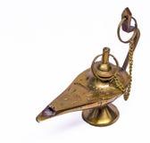 Светильник волшебства Aladdin Стоковое Изображение RF