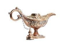 Светильник волшебства Aladdin Стоковые Изображения RF
