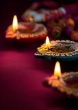 Светильник масла Diwali Стоковые Изображения