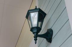 светильник на стене Стоковая Фотография