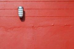 светильник на стене Стоковые Фото
