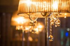 светильник освещения крытый нутряной Стоковая Фотография