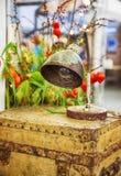 светильник ретро Стоковая Фотография RF
