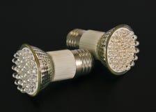 Светильник СИД энергосберегающий Стоковые Фото