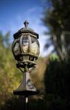 светильник старый Стоковое Изображение