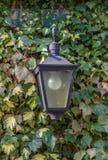 светильник старый Стоковое Изображение RF