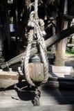 светильник старый Стоковые Фотографии RF