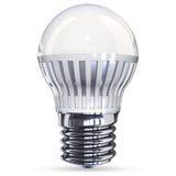 светильник энергии земли сохраняет сбережениа Стоковое Изображение