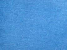 Светлая джинсовая ткань, предпосылка Стоковое Изображение