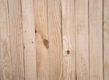 Светлая древесина как текстура или предпосылка Стоковые Фотографии RF