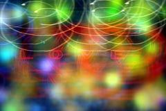 Светлая картина с ВЛЮБЛЕННОСТЬЮ Стоковая Фотография