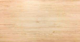 Светлая мягкая деревянная поверхность как предпосылка, деревянная текстура Деревянная стена Стоковые Фотографии RF