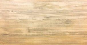 Светлая мягкая деревянная поверхность как предпосылка, деревянная текстура Деревянная стена Стоковое Изображение RF