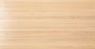 Светлая мягкая деревянная поверхность как предпосылка, деревянная текстура Деревянная стена Стоковые Изображения RF